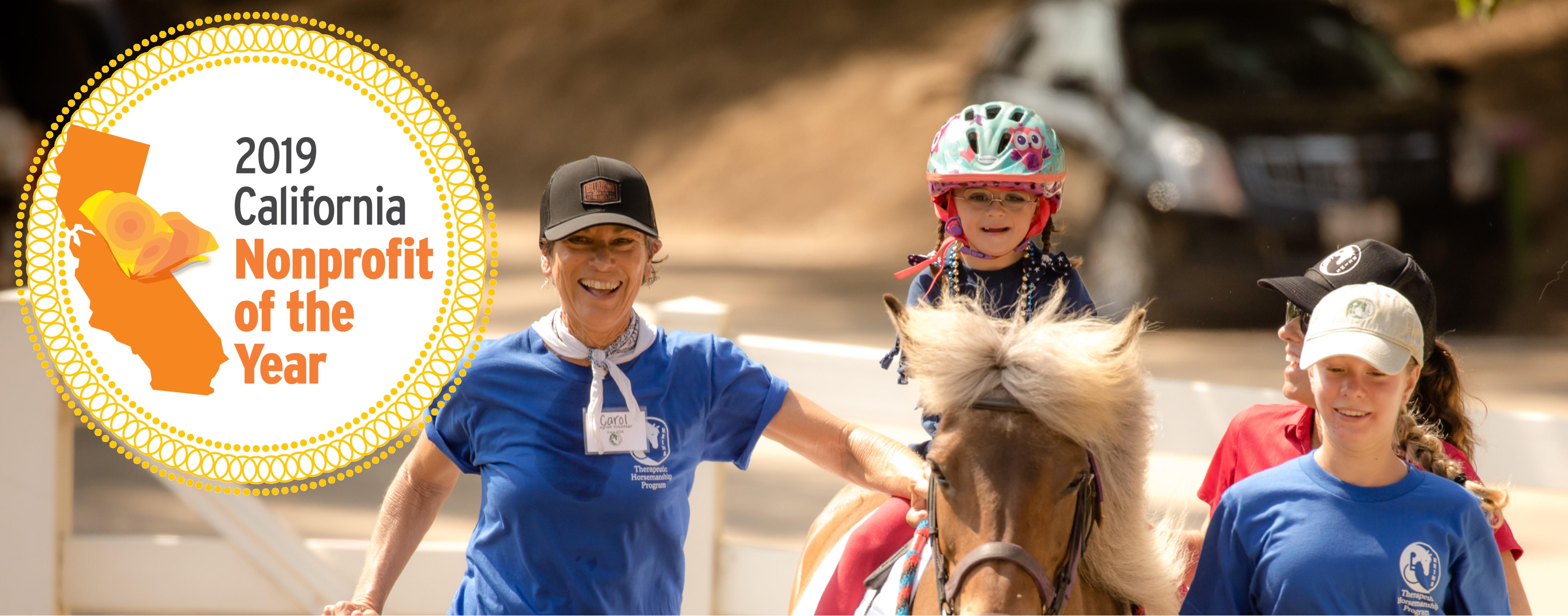 REINS   501(c)(3) non-profit Therapeutic Riding Program